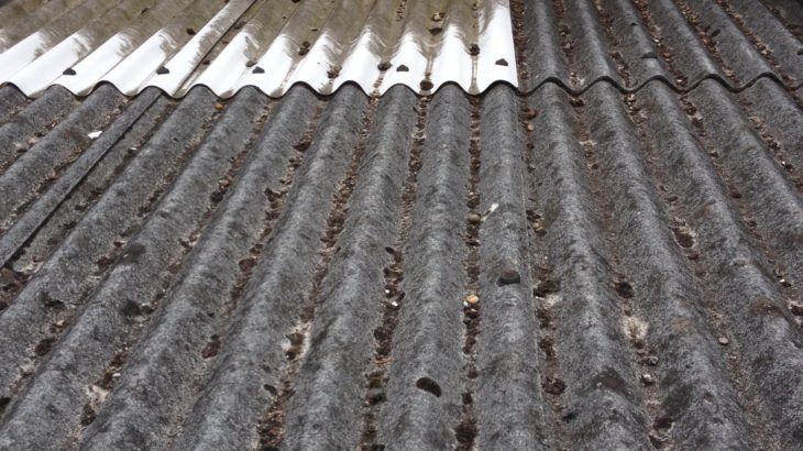 Asbestos Roofing Problem
