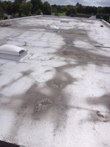 Before (Old Asphalt Roof)
